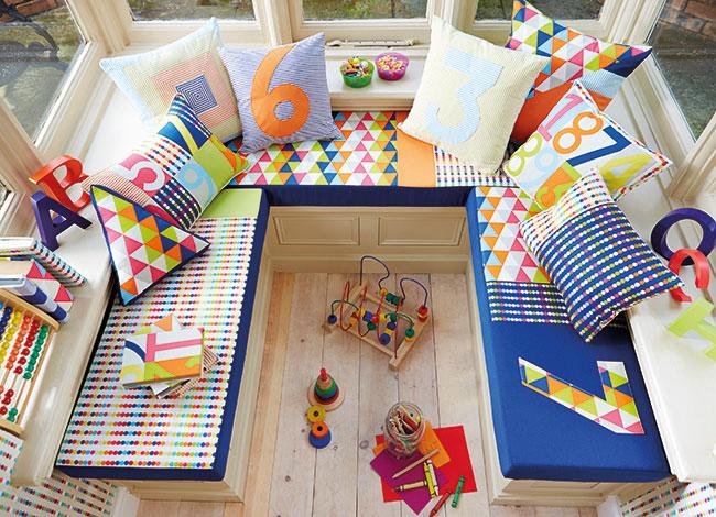 עיצוב חדר תינוק ובחירת וילונות